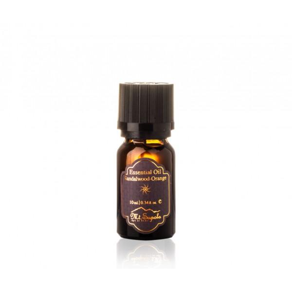 Sandalwood - Orange Essential Oil 10ml