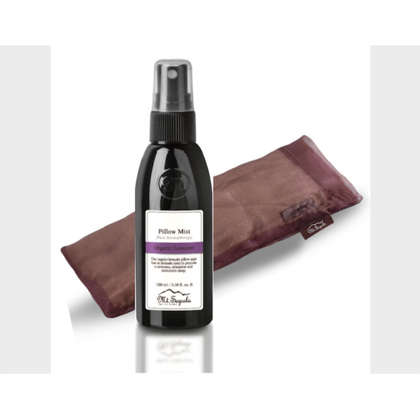 Mother's Day Promotion - Pillow Mist - Organic Lavender & Eye Mask