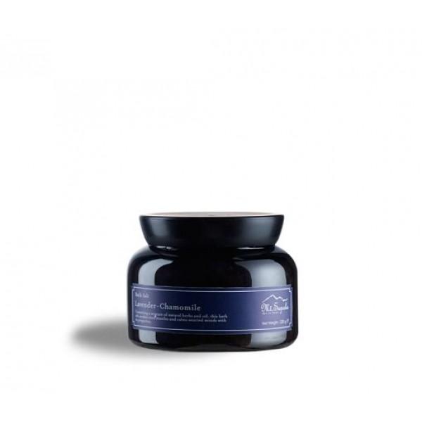 Bath Salt, Lavender-Chamomile, 220g.