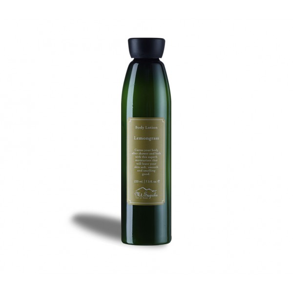 Body Lotion, Lemongrass, 220ml.