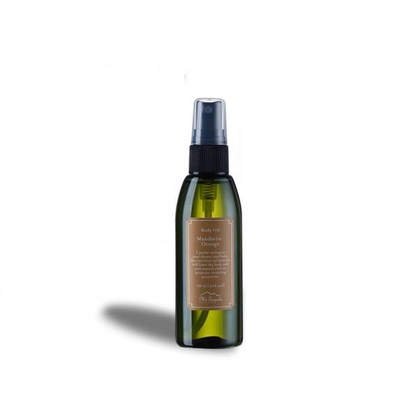 Body Oil, Mandarin-Orange, 105ml.