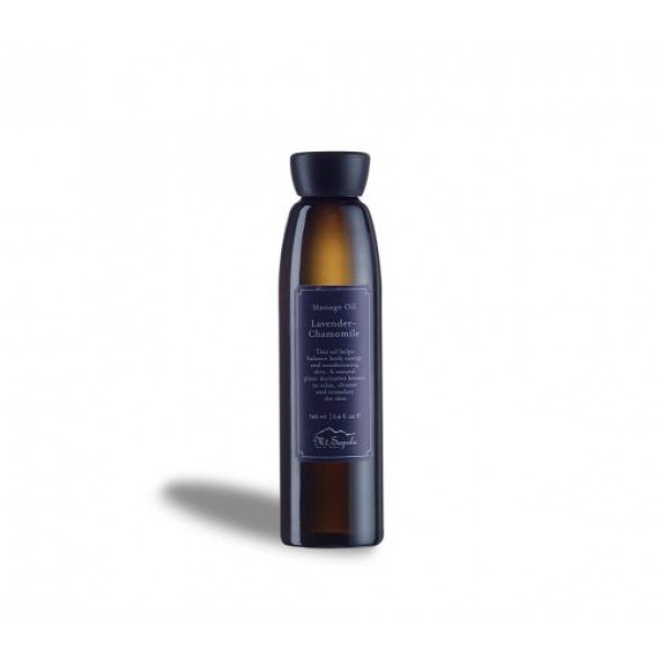 Massage Oil, Lavender-Chamomile, 165ml.
