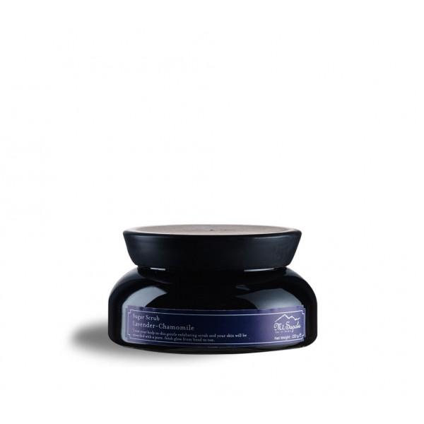 Sugar Scrub, Lavender-Chamomile, 220g.