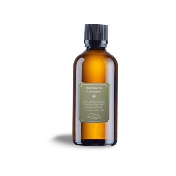 Essential Oil, Lemongrass, 100ml.