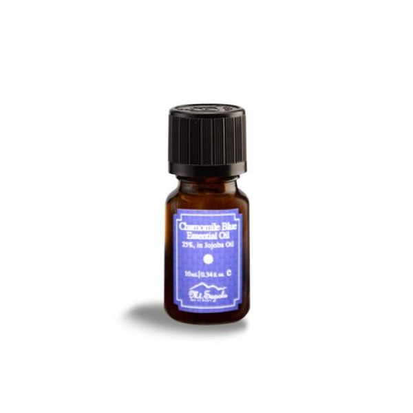 Chamomile Blue Essential Oil, 25%, in Jojoba Oil, 10ml.