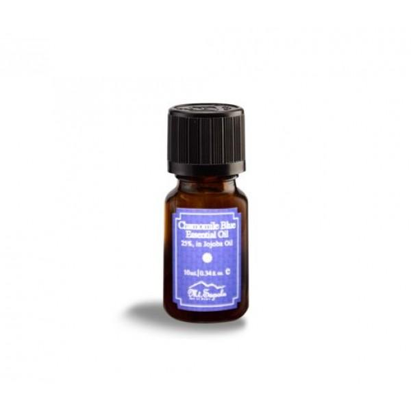 Chamomile Blue Essential Oil, 25%, in Jojoba Oil, 10ml.