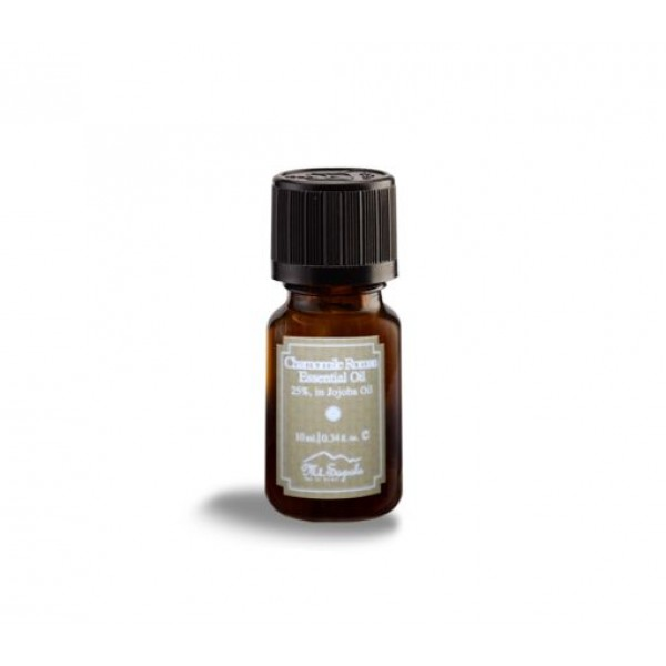 Chamomile Roman Essential Oil, 25%, in Jojoba Oil, 10ml.