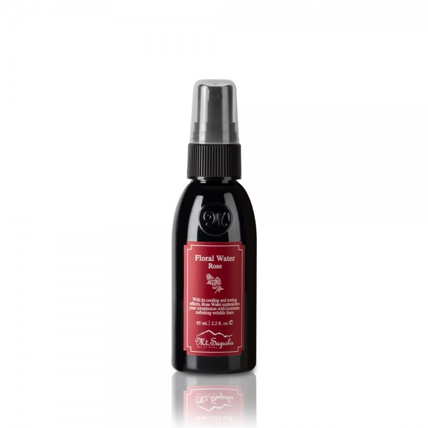 Floral Water, Rose, 65ml.