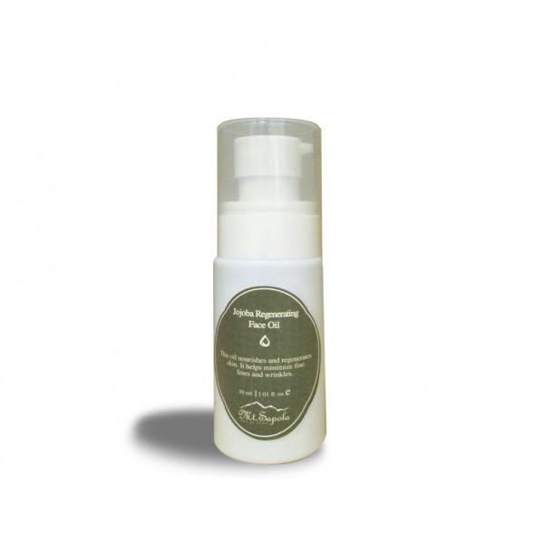 Jojoba Regenerating Face Oil, 40ml.