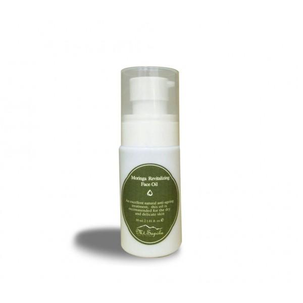 Moringa Revitalizing Face Oil, 40ml.