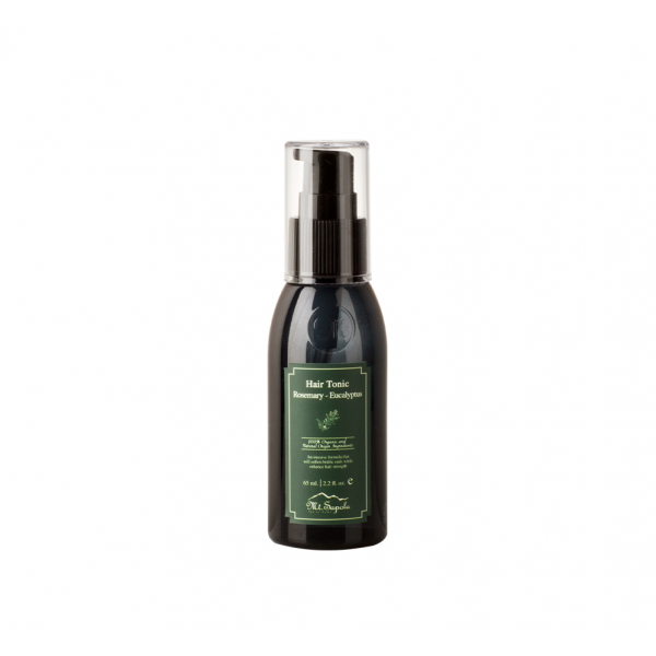 Rosemary-Eucalyptus Hair Tonic, 65ml.