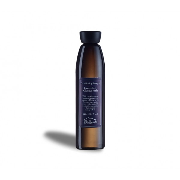 Conditioning Shampoo, Lavender-Chamomile, 220ml.