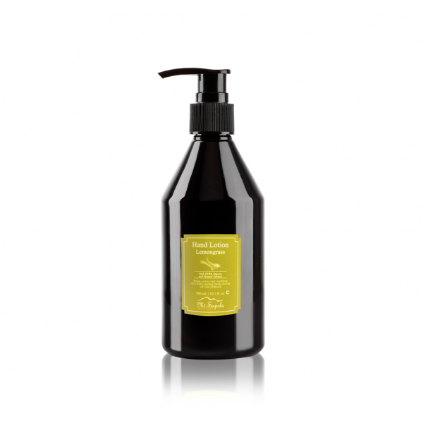 Hand Lotion, Lemongrass, 300ml.