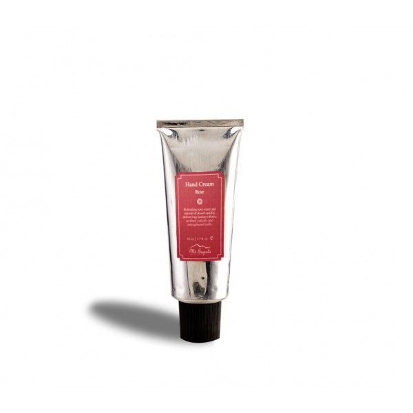 Hand Cream, Rose, 50ml.