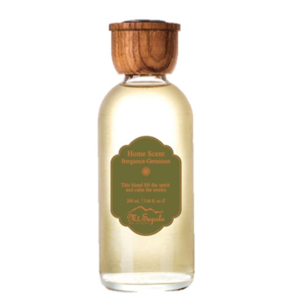 Home Scent, Bergamot - Geranium 200ml