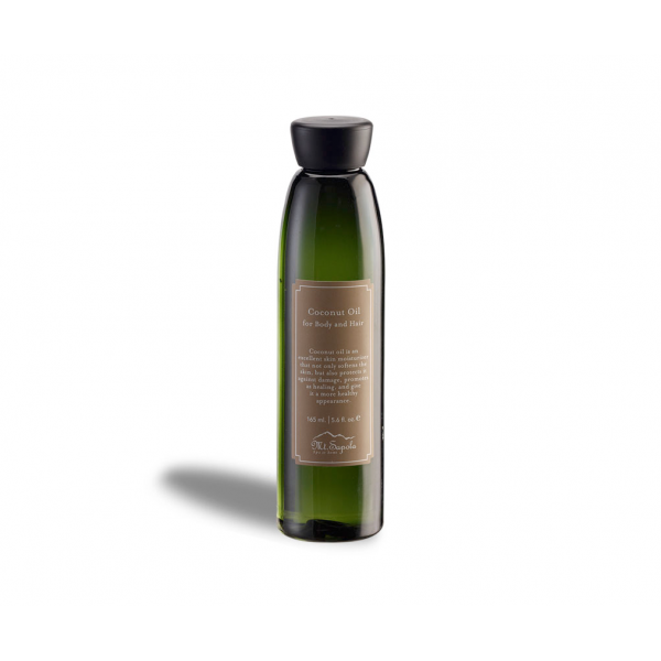 Coconut Oil For Body & Hair 165ml.