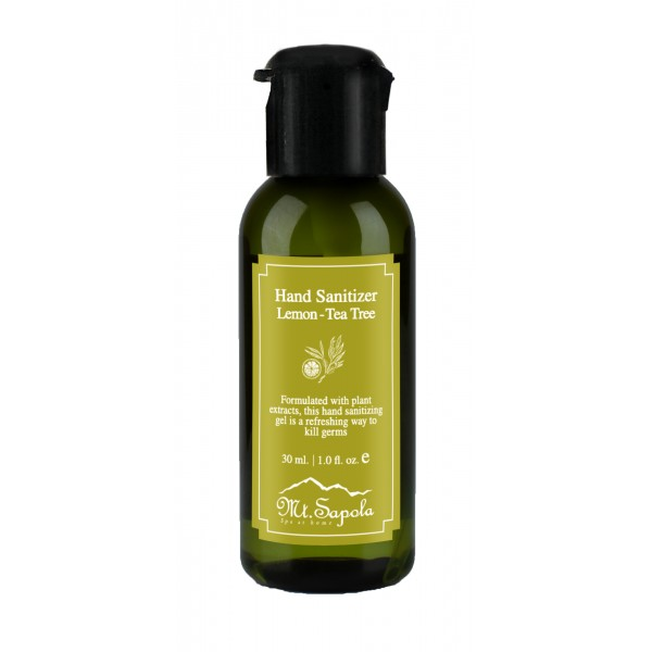 Hand Sanitizer Lemon-Tea Tree 30ml