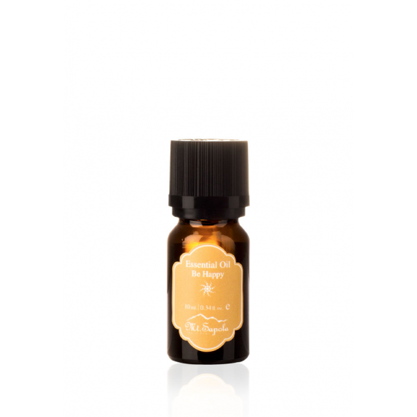 Essential Oil, Be Happy, 10ml.